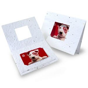 Window Gift Card Holder